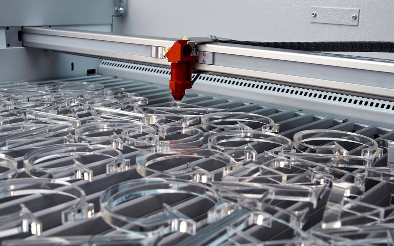 Rilaser Trotec - taglio laser stampa UV