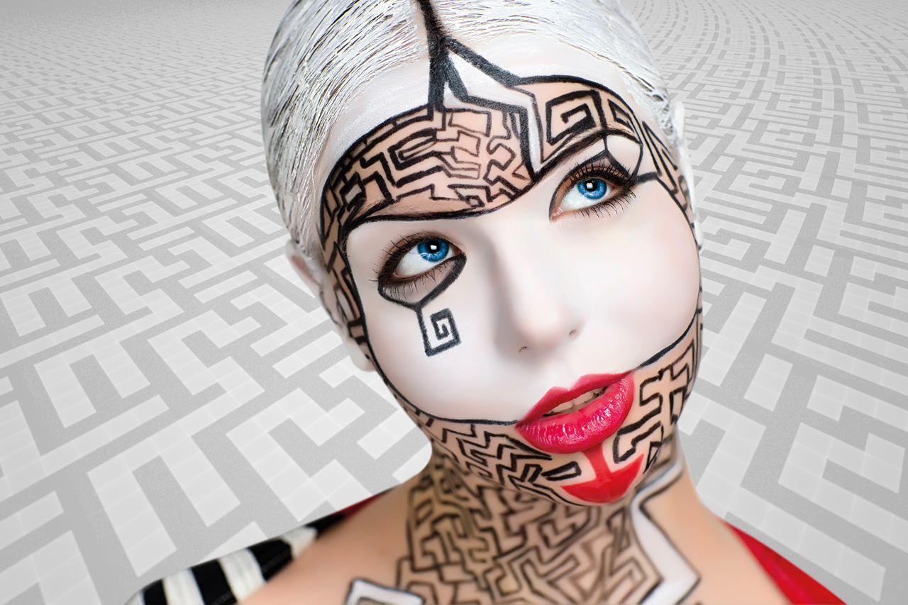 RILASER - Labirinto Promotional - taglio laser stampa UV